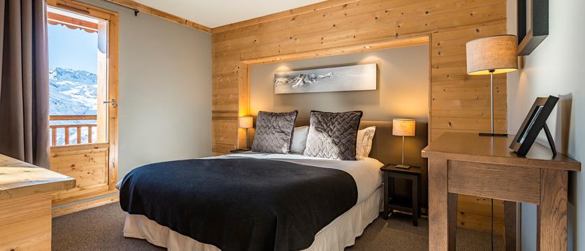 Hotel Le Kaya bedroom